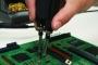 Système de soudage et de réparation avec pince de précision